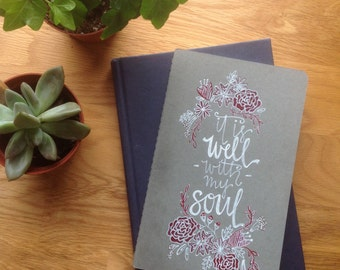 Journal : It Is Well With My Soul