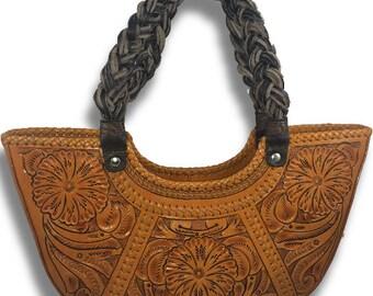 Veracruz Leather Handbag