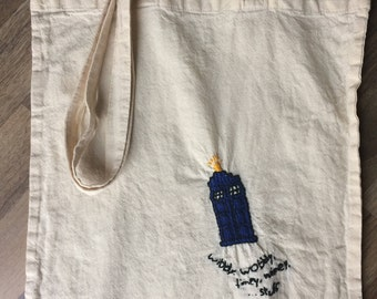 Doctor who carry bag