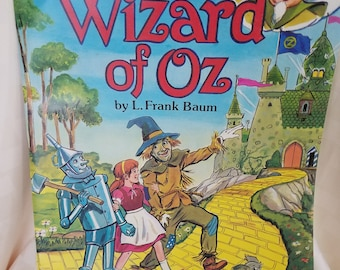 Junior Giant Wizard of Oz Coloring Book