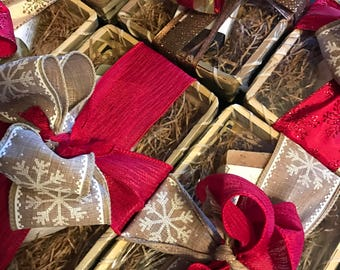 2 Bar Holiday Gift Basket