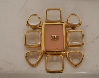 Chanel brooch 1996