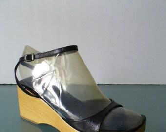 J.Crew Platform Sandals Made in Italy 7M