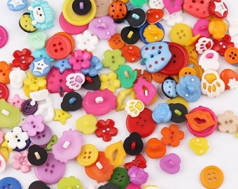 25 Button Mix Resin
