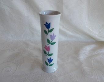Vintage Mod F.T.D.A Flower Vase