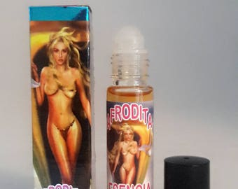 Aphrodite, Essence in oil Roll on 1 / 3oz