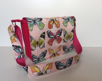 children's bag (M) 'Butterflies'