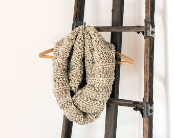 Knit Cowl Knitting Pattern - NOBILITY - a set of instructions to knit the cowl