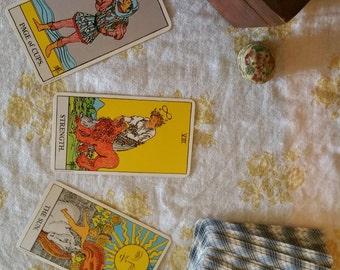 3 Card Past, Present & Future Reading