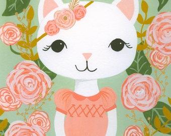 Margot // 8 X 10 Limited Edition Fine Art Print