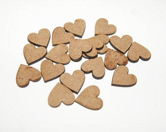 15mm Heart Shapes For Craft/Scrap-booking/Decoration