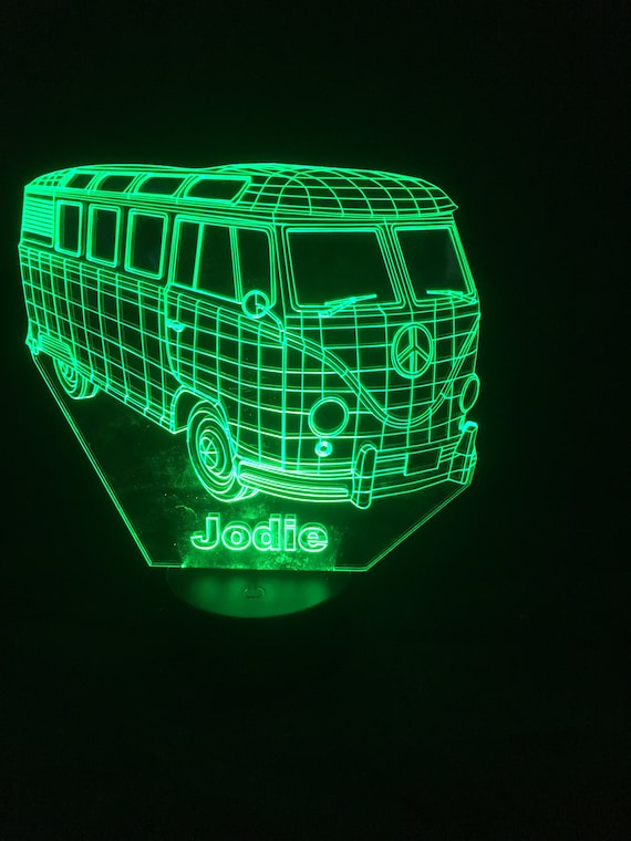 LED Night Light Kombi.  Mood lighting, FREE shipping