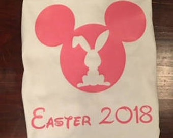 Disney Shirt EASTER SET Disney Vacation Disney Group Shirts Disney Matching Shirts Disney Personalized Shirts Disney Family Shirts