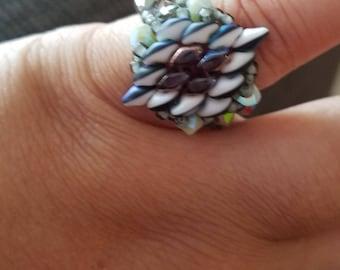 Sheer Mint Ring