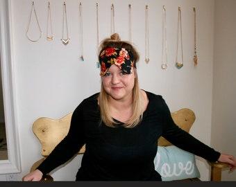 Oversized Womens Sleeping Sleep Travel Eye Mask Stretchy Silk Satin Floral