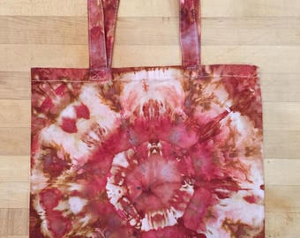 Ice Dyed Tote Bag, #087
