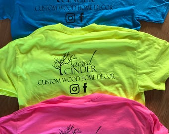 Sacred Cinder Tshirts