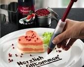 1pcs Silicone chocolate pen, Cream tool pen ,Decorating pen ,cake Decorating Tools