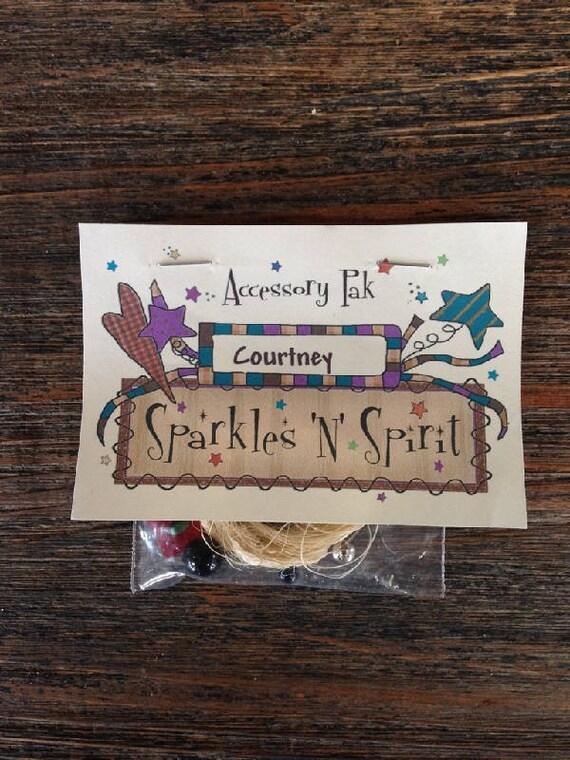 """Apak: Courtney -19"""" Mouse Girl - Christmas"""