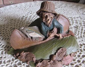 "1985 Tom Clark Gnome ""Walt"" Cairn Item  #1104 Retired Signed."