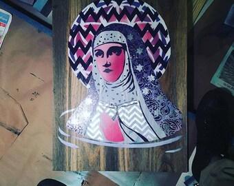 Holy Mother Magnetism (lavender)