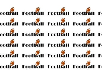 Football Wordy Icons WI0040