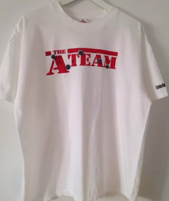 The A Team Shirt, Vintage A Team Mr. T-shirt