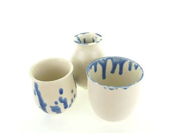 Porcelain Vase Set SKU P0015