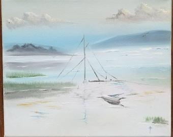 Shipwreck by Artist Jeremy Tidd