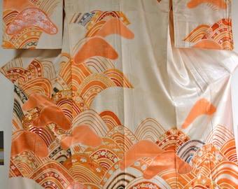 Japanese vintage Kimono...