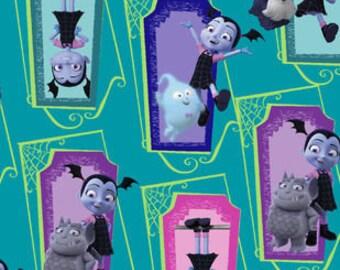 Disney Supernatural Friends Cotton fabric