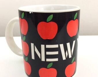 Vintage New York The Big Apple Mug