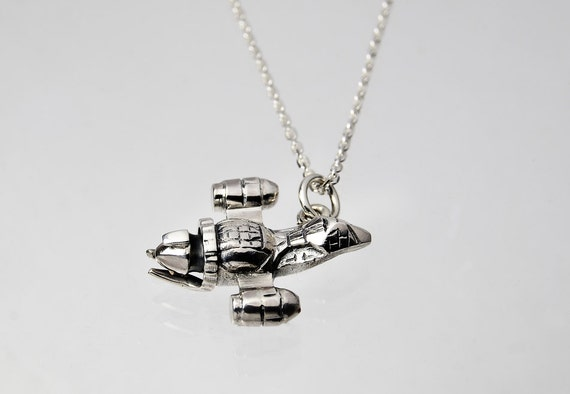 Firefly silver necklace aloadofball Choice Image