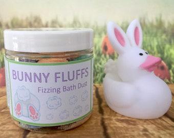 Bunny Fluffs Fizzing Bath Dust