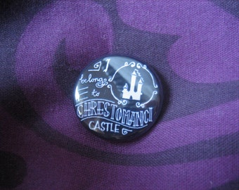 Chrestomanci Castle Badge