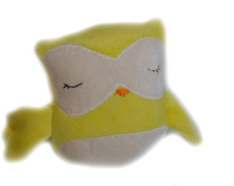Stuffed Owl Plush Doll