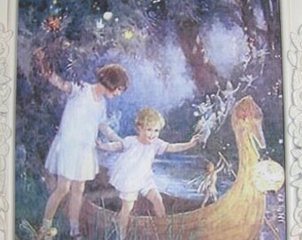 Vintage Fairy Prints