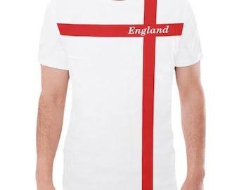 England  Men's Flag Tee