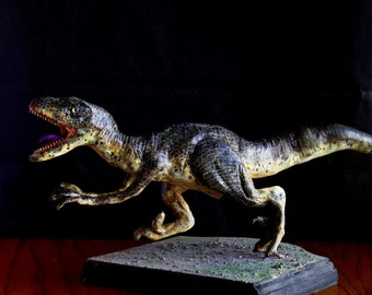 Velociraptor Model Maquette