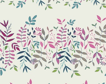 Art Gallery - Flower Child Collection - Lush Canopy in Cloud