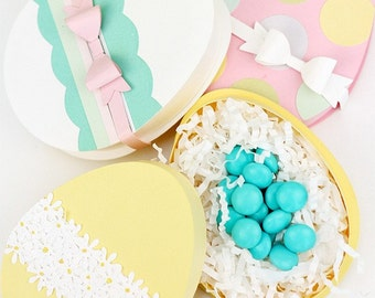 Egg Shape Gift Boxes, Gift Box Packaging, Wedding Favor Boxes, Jewelry Boxes, Candy Gift Boxes