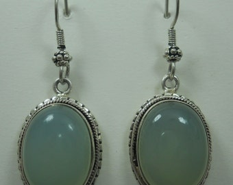 Peruvian Opal Earrings # 452
