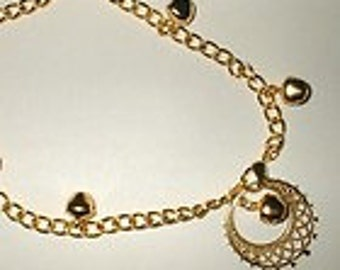 Ancient Worlds 'Arabian Nights' Anklet