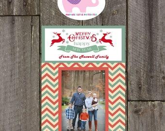 Rustic Christmas Card, Holiday Card, Christmas Card, Family Photo Christmas Card