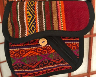 Bolivian purse