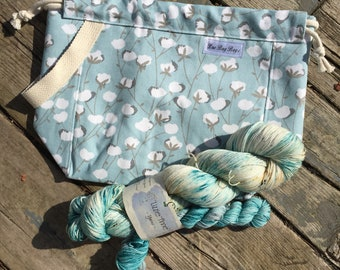 Project Bag and Sock Set Collaboration