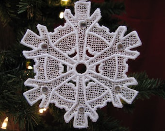 Steampunk Gear Ornament