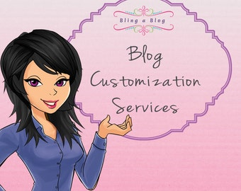 Blog Customization Services