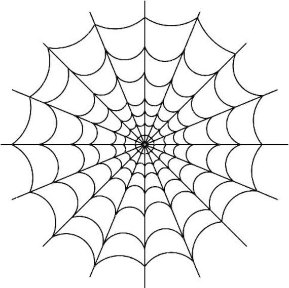 Wunderbar Spinnennetz Vorlagen Bilder - Dokumentationsvorlage ...