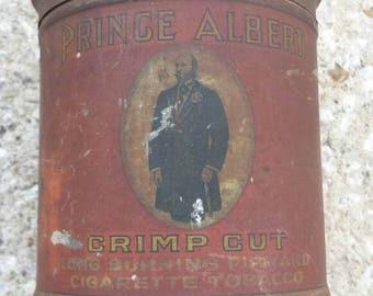 Prince Albert Tin